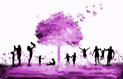 Familienstellen Familienaufstellungen Bert Hellinger systemische Beratung