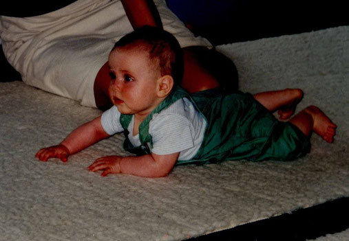 Feldenkrais Säuglinge Entwicklungsverzögerung