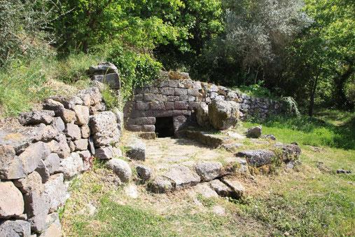 Nuraghen Heiligtum Sardinien Studienreise
