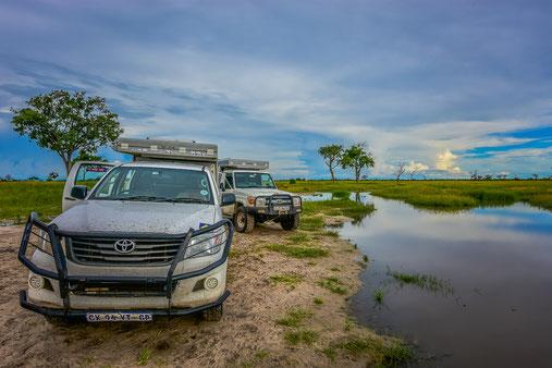 Savuti Plains im Chobe Nationalpark