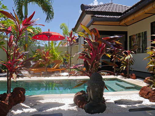 Pecatu rental villas for sale