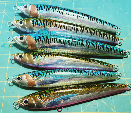 #projectlures #lures #handmadelures #customlures #stickbait #tunafishing #homemadelures #italiancustomlures #Gtfishing