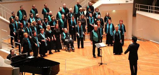 Sonntagskonzert 2013 im Kammermusiksaal der Philharmonie unter Leitung von Geun-Yong Park