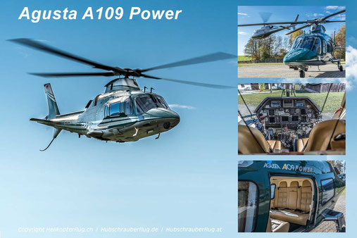 Helikopter Augusta A109