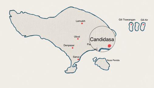 Bali - Candidasa - Weltreise Blog und Reiseziele - Travel um die Welt