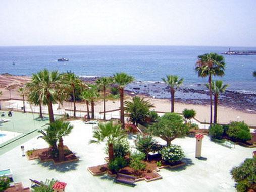 Das hübsche und ruhig gelegene Apartment Carola befindet sich in Los Christianos im sonnigen Süden von Teneriffa.     In einer gepflegten Apartmentanlage mit Gemeinschaftspool in Strandnähe