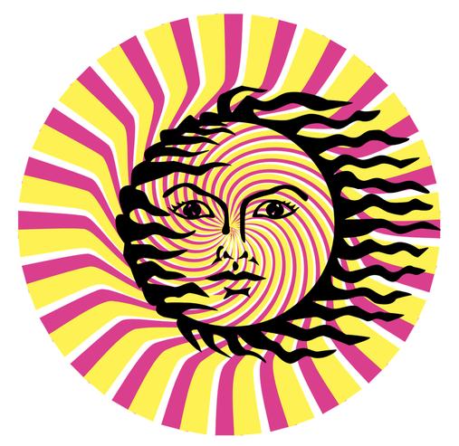 Portaltage Januar 2021 zeit-welle gelbe sonne