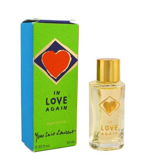 IN LOVE AGAIN : EAU DE TOILETTE 10 ML