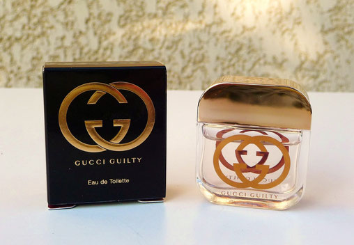 GUCCI GUILTY - EAU DE TOILETTE 5 ML - 2011