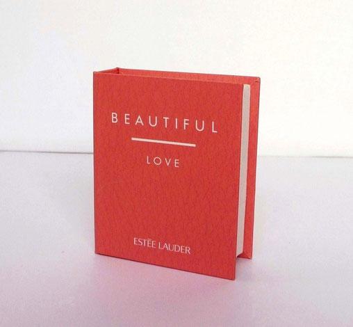 BEAUTIFUL LOVE - MINIATUE PRESENTEE DANS UNE BOÎTE LIVRE