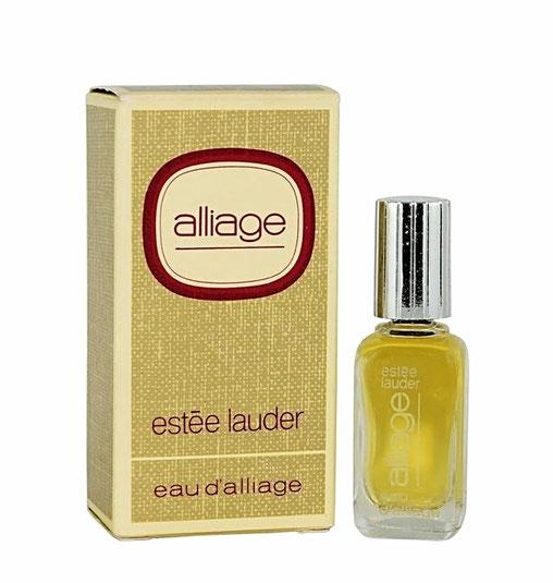 2)  ALLIAGE - EAU D'ALLIAGE - BOUCHON ARGENTE LISSE