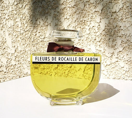 FLEURS DE ROCAILLE - FLACON FACTICE GEANT