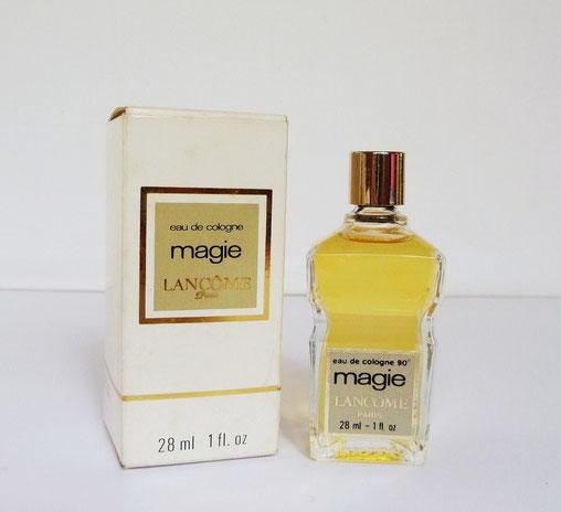 MAGIE : EAU DE COLOGNE 90°  - 28 ML
