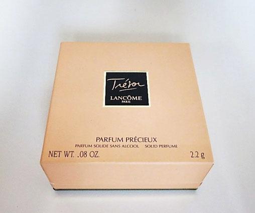 LANCÔME - TRESOR PARFUM PRECIEUX : CONCRETE OU PARFUM SOLIDE