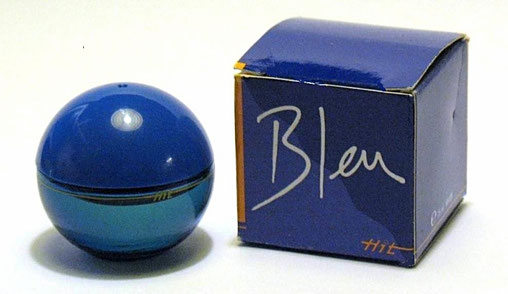 "BLEU HIT - FLACON ""BOULE"""