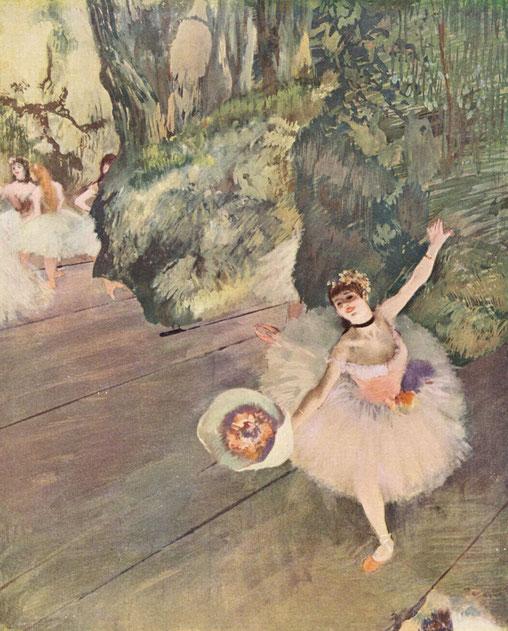 《花のブーケとダンス》1878年