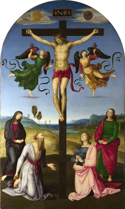 《モンドの十字架》,1502-1503年頃