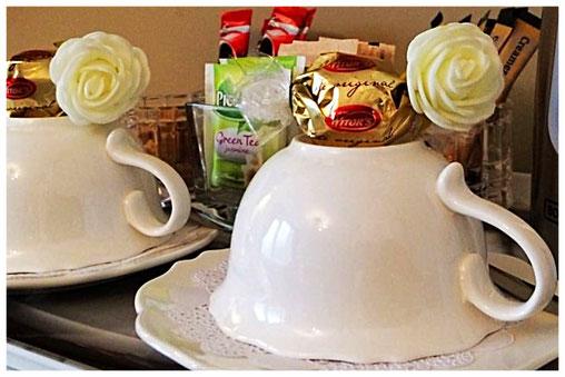 Kopje koffie? Of liever thee?