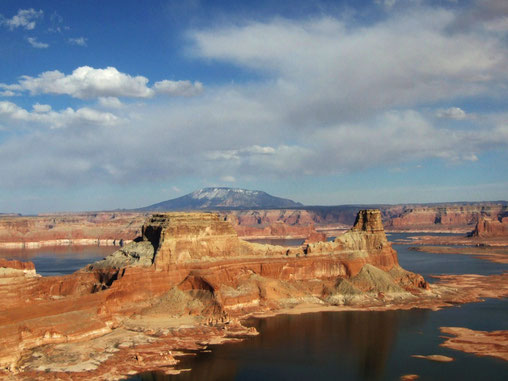 Alstrom Point am Lake Powell, AZ/UT