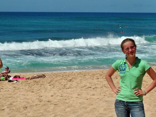 Oahu, Waimea Bay Beach Park