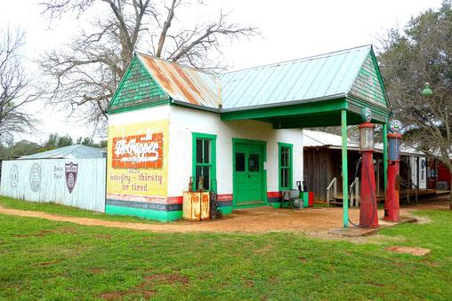 Buffalo Gap Historic Village, TX
