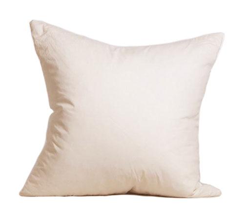 100% Wool Filling Pillow Insert