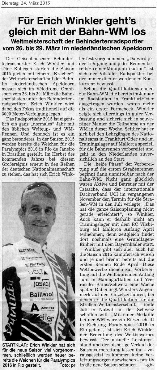 Quelle: Landshuter Zeitung 24.03.2015