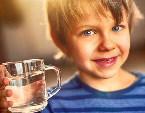 Trinkwasserverordnung schützt unser Wasser
