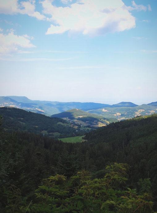 bigousteppes alsace orbey france foret vallée