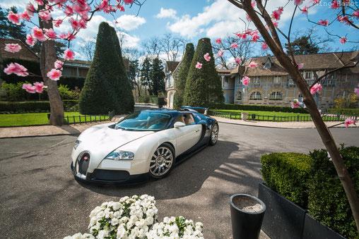 Bugatti Veyron 16.4 Coupe