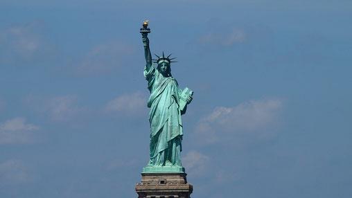 Freiheitssymbol, Freiheitsstatue, Miss Liberty, Symbol für Freiheit, New York
