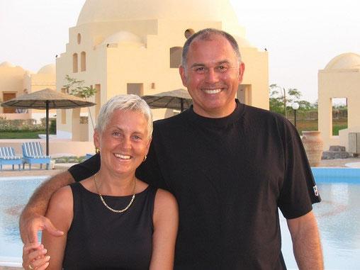 2006 im Zabargad Dive Resort (Ägypten)