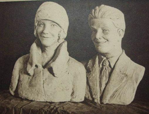 (9) Перед ЗАГСом - в кино (1927г.)