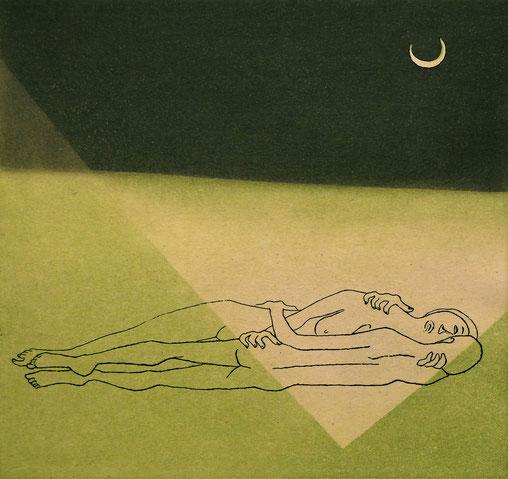 Moonlit Night   Chimei Hamada