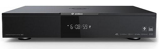 Zidoo UHD 3000
