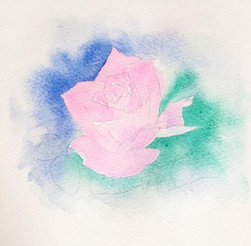 水彩画の描き方その2