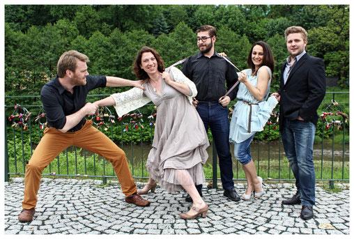 """Ich bin geliebt 2. Juli 2014 Robert-Schumannhaus-Zwickau"