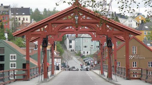 Stadtbrücke *Gamle Bybrua*