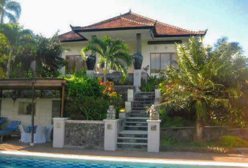 North Bali mountain villa for sale by owner.