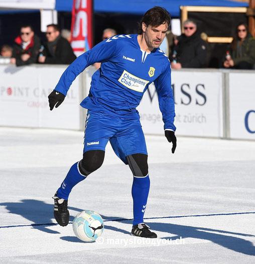 Fernando Morientes, ehem. spanischer Fussballspieler