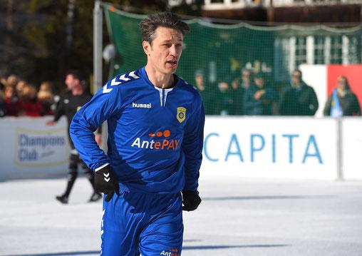 Niko Kovač - ehem. deutsch-kroatischer Fußballspieler und Trainer