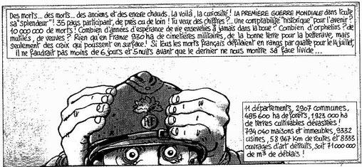 """Tardi, extrait de """"C'était la guerre des tranchées"""" (DR)"""