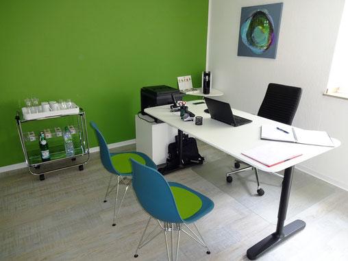 Büroräume Dr. Thomassen Consulting