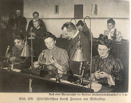 """Ca. 1910. Aus: """"Mann und Weib"""""""