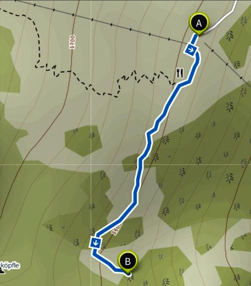 Bild: Wanderung Panoramaweg Ifenhütte