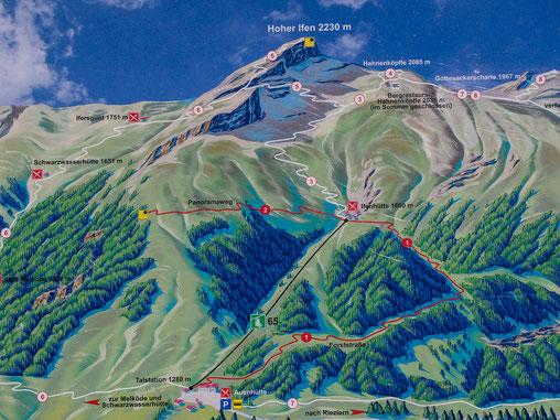 Bild: Wanderung Hoher Ifen