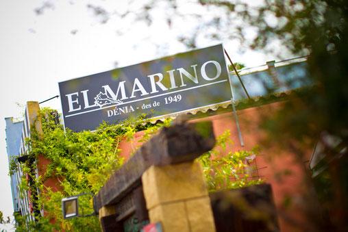 El Marino Rotes (acceso)