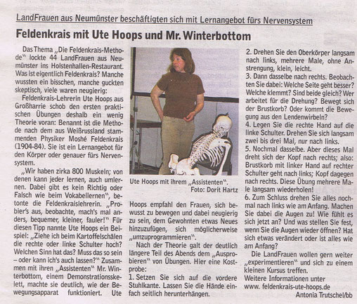 """Bauernblatt"",  5.Juni 2010, S. 78"
