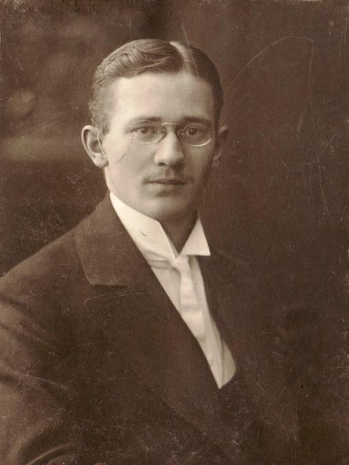 Hanns Heinen, 1919