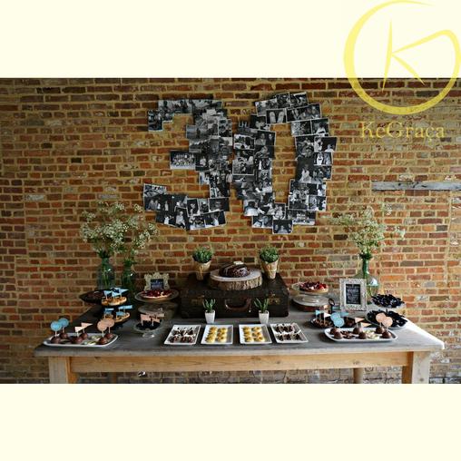 Inspiratie voor jouw feest. KeParty feestartikelen. Feest in Stijl! cupcake vormpjes, decoratie, papier vormpjes